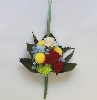 夢路・ブルー(花器なし)