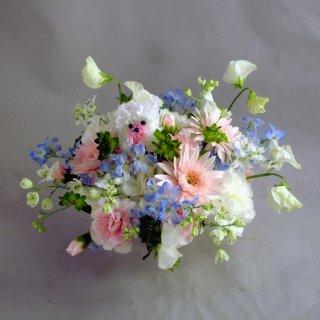 ペットへ贈るお花『メモリー』