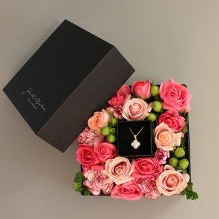 ジュエリーBOX【Pink】