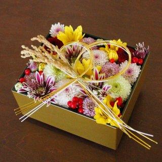 お正月に贈るお花『福福』