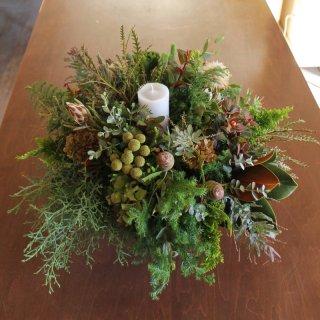 クリスマスを彩るお花【 ノエルの贈り物 】