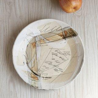 アーティスト 大皿(ホワイト)