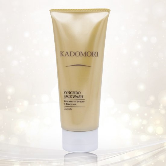 KADOMORI FACEWASH【洗顔フォーム】
