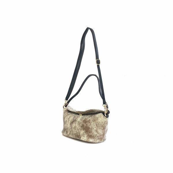 cracking clutch bag