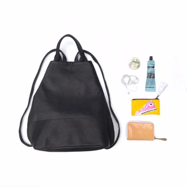 2way soft tote knapsack L