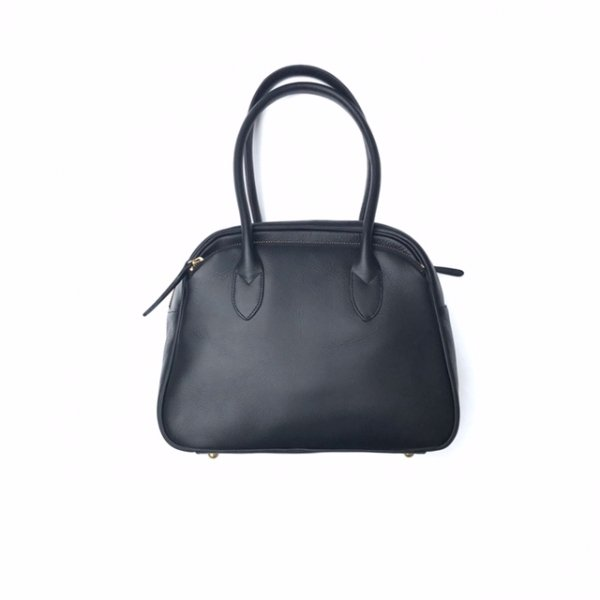 Mat leather doctor bag M