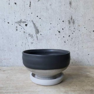 SOL WABI POT BLACK