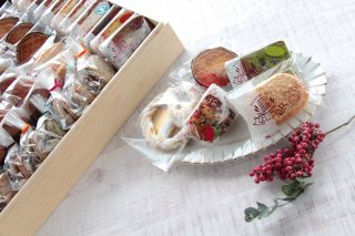 焼菓子ギフトEyes(木箱入り)