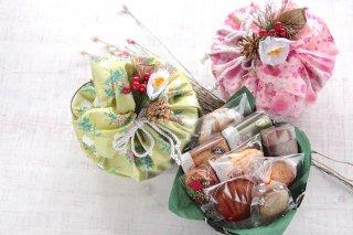 焼菓子ギフト 風呂敷包み Fair