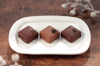 お茶のチョコレート6・10個入<数量限定>