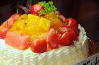 バースデーケーキ一覧 Vol.1【予約専用】【店頭受取】