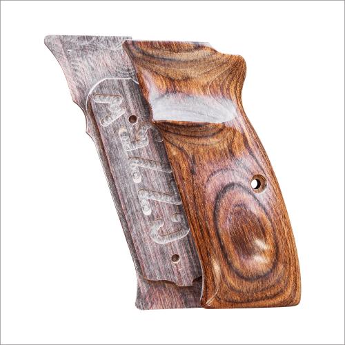 Cz75 アルタモント木製グリップ(ウォルナット)