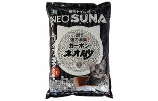 ネオ砂 カーボン 6L / コーチョー