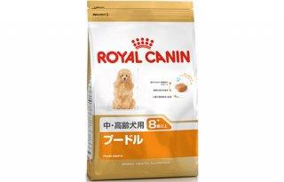 ロイヤルカナン / プードル 中・高齢犬用
