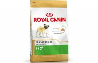 ロイヤルカナン / パグ 成犬〜高齢犬用