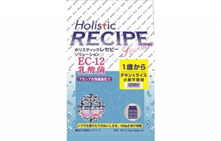 ホリスティックレセピー EC-12 乳酸菌 チキン
