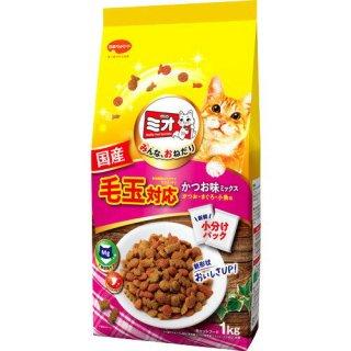 ミオドライミックス 毛玉対応 かつお味/ 日本ペットフード