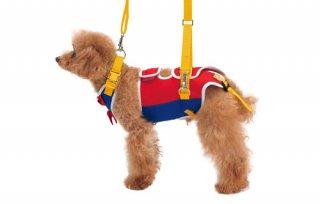 歩行補助ハーネス LaLaWalk 小型犬・ダックス用 ロイヤルスクール