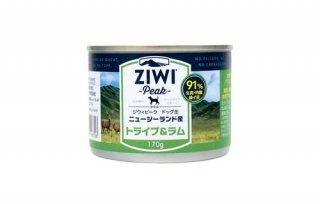 ジウィピーク / ziwipeak / ドッグ缶 トライプ&ラム