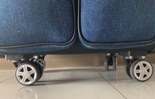 ペットキャリーバッグ 多頭飼い用タイヤ交換修理 / COCO&CHOCO