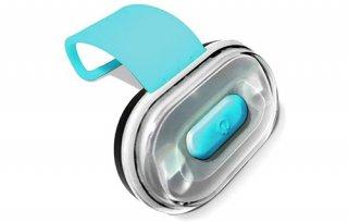 M&M マトリックスLED USB充電用ケーブル付き ブルー