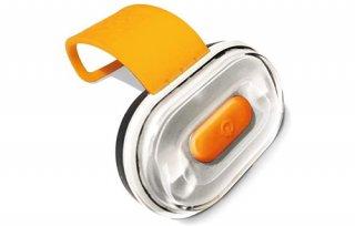 M&M マトリックスLED USB充電用ケーブル付き オレンジ