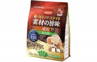 素材の旨味 鶏肉 成犬用/クローバースタイル