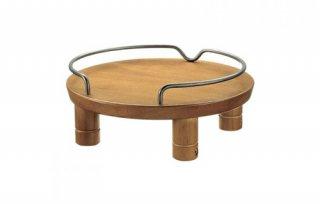 木製テーブル シングル