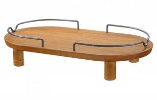 木製テーブル ダブル