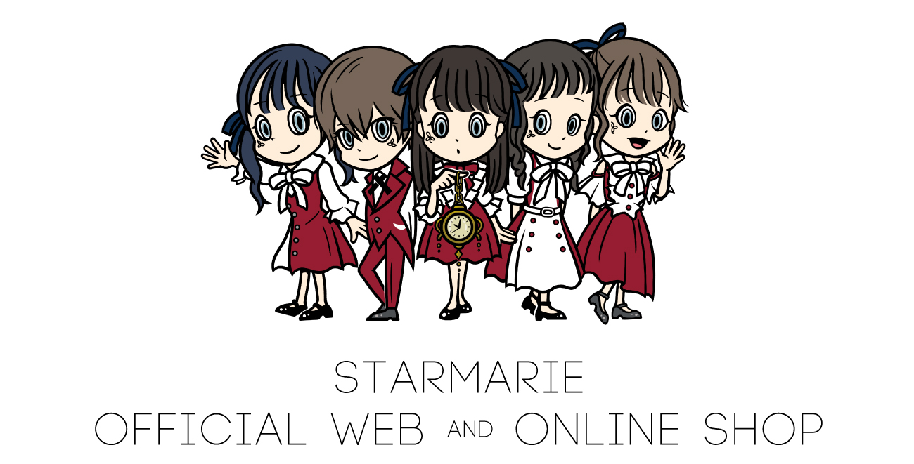 STARMARIE OFFICIAL WEB & ONLINE SHOP