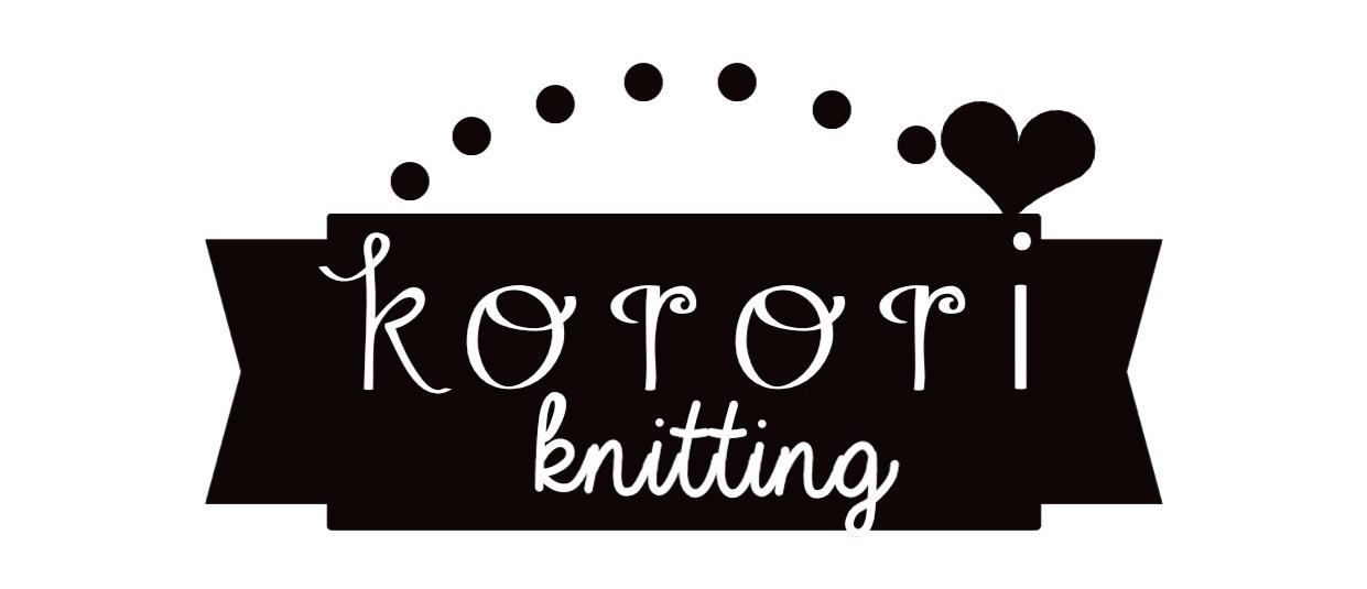 手編みニット工房 korori knitting オンラインショップ