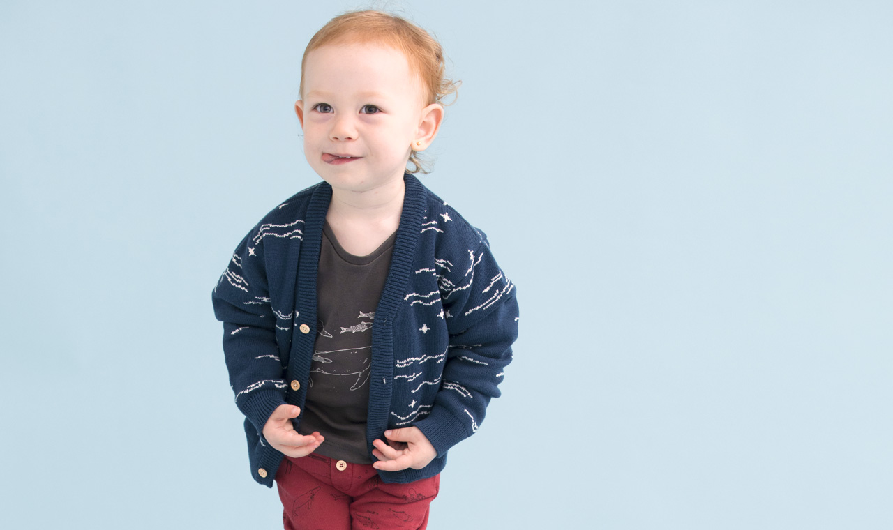 OBEBE / Kids Knit wear