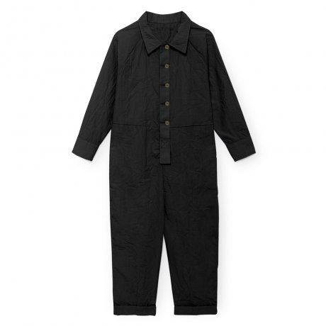 <img class='new_mark_img1' src='https://img.shop-pro.jp/img/new/icons21.gif' style='border:none;display:inline;margin:0px;padding:0px;width:auto;' />Little Creative Factory / Mateos Buttoned Jumpsuit