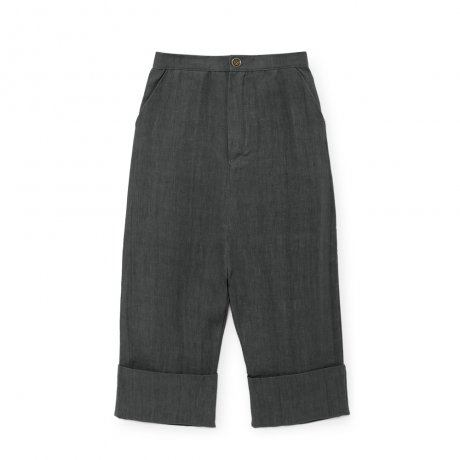 <img class='new_mark_img1' src='https://img.shop-pro.jp/img/new/icons21.gif' style='border:none;display:inline;margin:0px;padding:0px;width:auto;' />Little Creative Factory / Noahns Pirate Sack Trousers / Slate