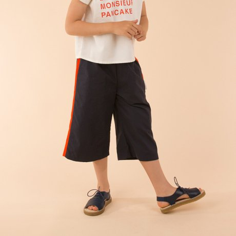 tinycottons / solid wv cool pant SS18-193