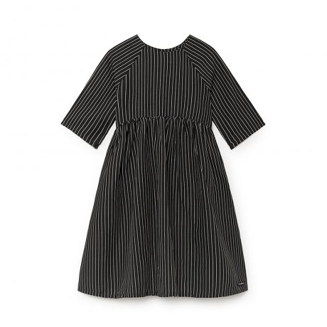 little creative factory / Tap Dress / BLACK 050B