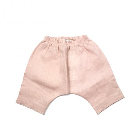 <img class='new_mark_img1' src='https://img.shop-pro.jp/img/new/icons21.gif' style='border:none;display:inline;margin:0px;padding:0px;width:auto;' />alma llenas ASIAN FAMILY SHORT PANTS / PINK LINEN