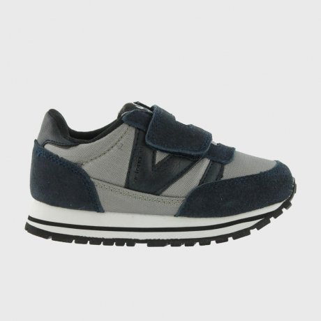 <img class='new_mark_img1' src='https://img.shop-pro.jp/img/new/icons21.gif' style='border:none;display:inline;margin:0px;padding:0px;width:auto;' />victoria / JOGGING SHOES NYLON 119102 / MARINO