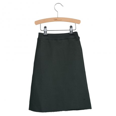 little HEDONIST [KIDS] Long Skirt Charlie / Pirate Black