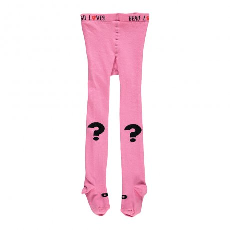 Beau Loves / Tights / ?(Side Legs) / Pink