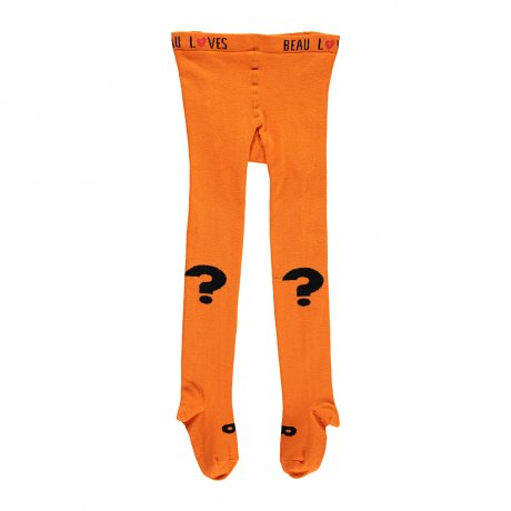 Beau Loves / Tights / ?(Side Legs) / Orange