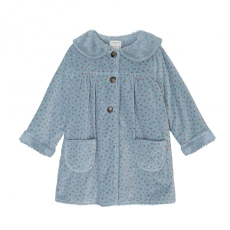 yellowpelota / Flower Coat / Blue / 13.3