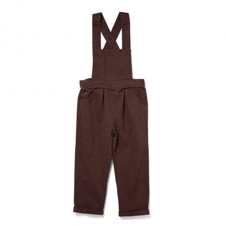 <img class='new_mark_img1' src='https://img.shop-pro.jp/img/new/icons21.gif' style='border:none;display:inline;margin:0px;padding:0px;width:auto;' />Le Petit Germain / CLARK Dungaree / BROWNIE