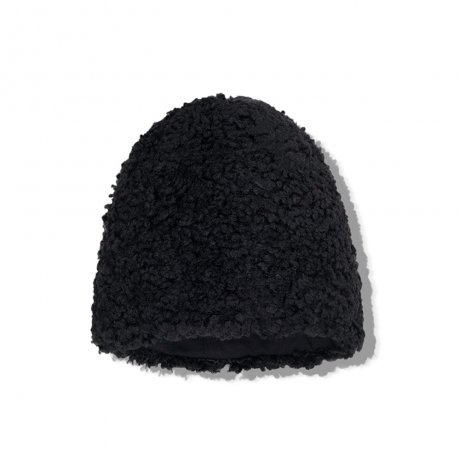<img class='new_mark_img1' src='https://img.shop-pro.jp/img/new/icons21.gif' style='border:none;display:inline;margin:0px;padding:0px;width:auto;' />KIDS ON THE MOON GERDA  FAUX FUR CAP BLACK AW18/42B