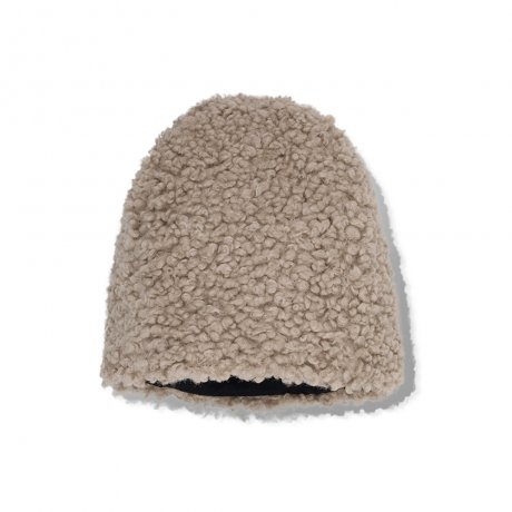 <img class='new_mark_img1' src='https://img.shop-pro.jp/img/new/icons21.gif' style='border:none;display:inline;margin:0px;padding:0px;width:auto;' />KIDS ON THE MOON GERDA  FAUX FUR CAP BEIGE AW18/42A