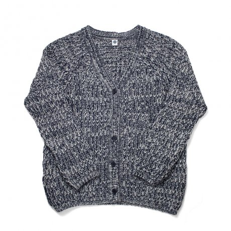 <img class='new_mark_img1' src='https://img.shop-pro.jp/img/new/icons21.gif' style='border:none;display:inline;margin:0px;padding:0px;width:auto;' />Le Petit Germain / LEO Cardigan Woman / MIX BLUE