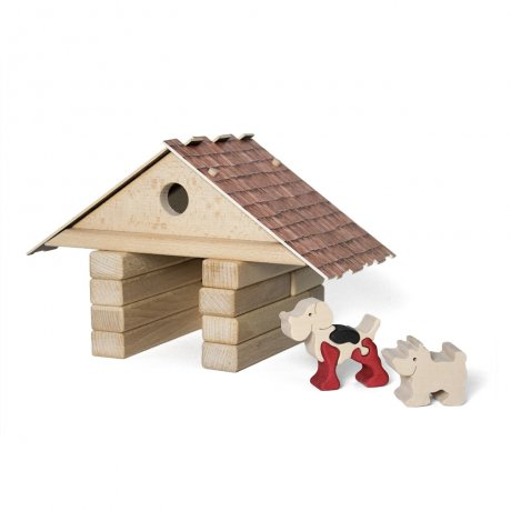 Building kit - Dog house / PB