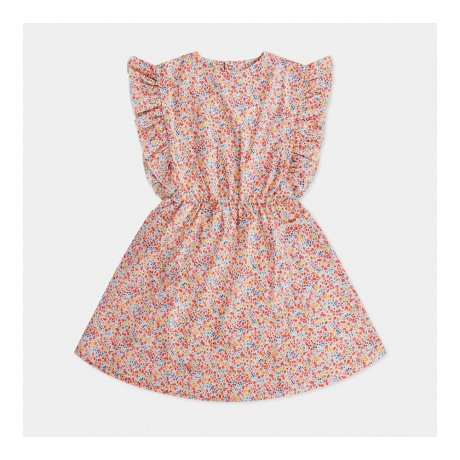 <img class='new_mark_img1' src='https://img.shop-pro.jp/img/new/icons8.gif' style='border:none;display:inline;margin:0px;padding:0px;width:auto;' />REPOSE AMS / MISTY RUFFLE DRESS / LIBERTY FLOWER