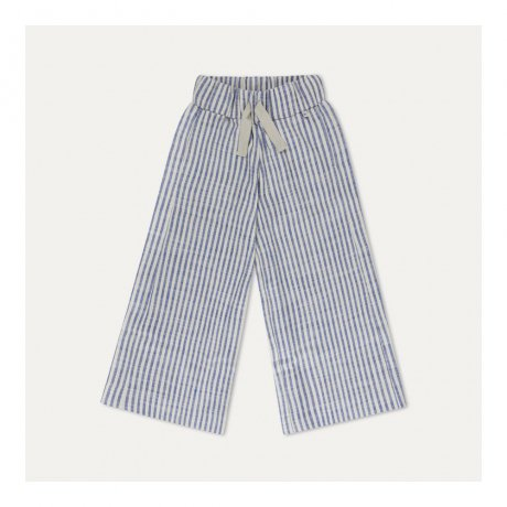 REPOSE AMS / CULOTTE / FADED SAND BLUE STRIPE