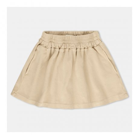 <img class='new_mark_img1' src='https://img.shop-pro.jp/img/new/icons8.gif' style='border:none;display:inline;margin:0px;padding:0px;width:auto;' />REPOSE AMS / SWEAT SKIRT / BEIGE SAND